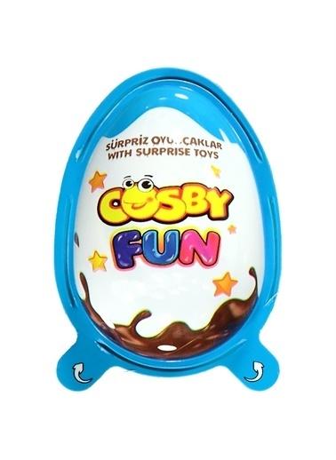 Cosby Cosby Fun Süpriz Yumurta Mavi Mavi
